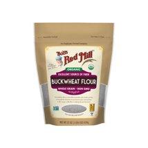Flours & Meals: Arrowhead Mills Buckwheat Flour