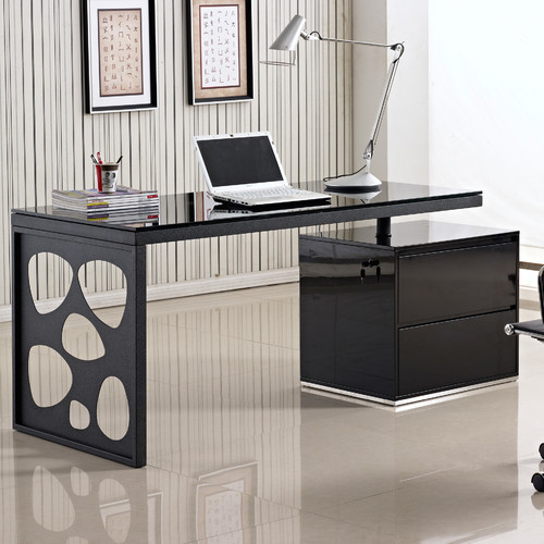 J&M Furniture Modern Computer Desk