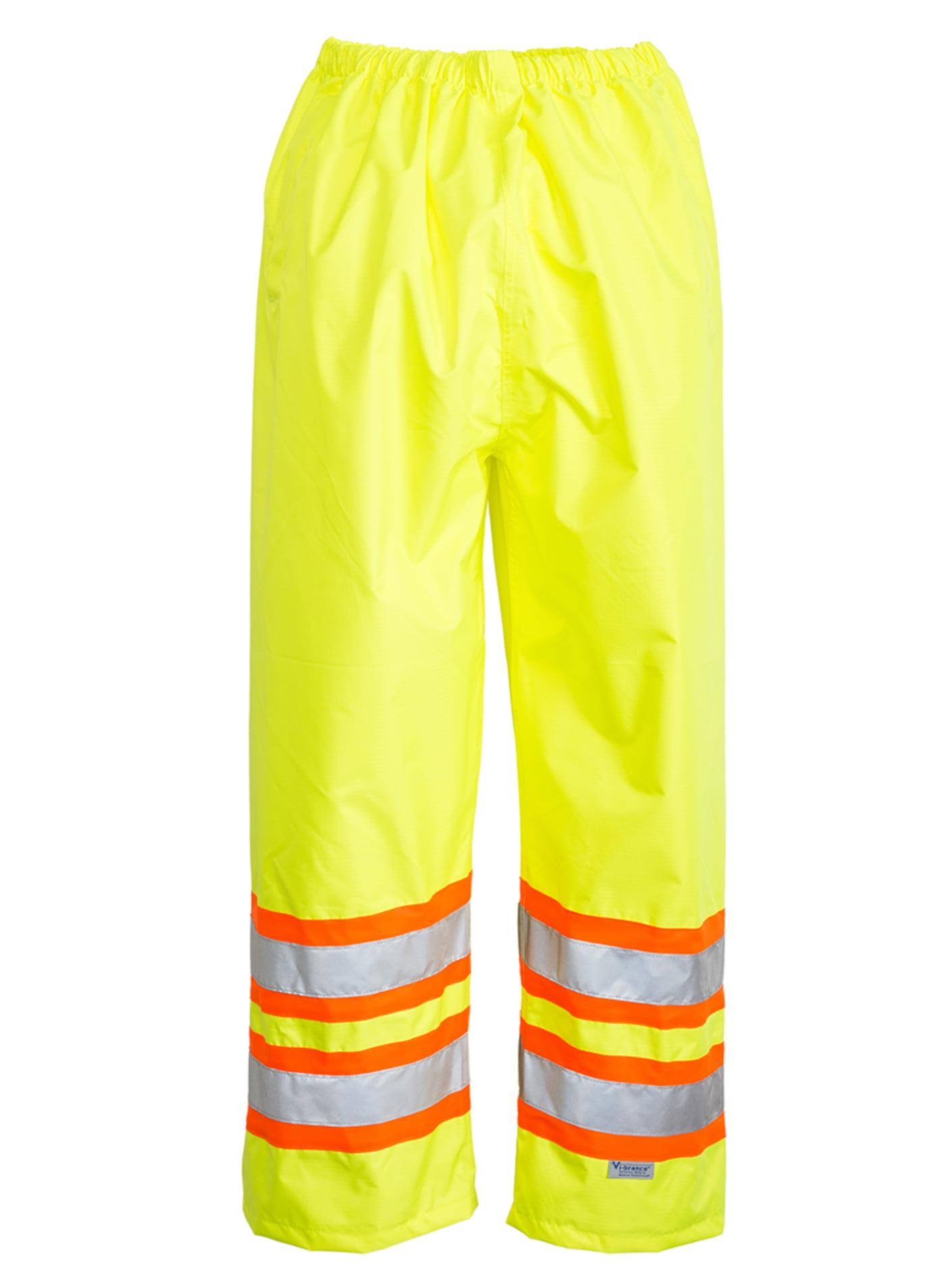 Men's Professional THOR 300D Trilobal Rip-stop Safety Waist Pants