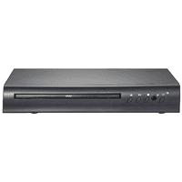 Sylvania Curtis Compact DVD Player Black