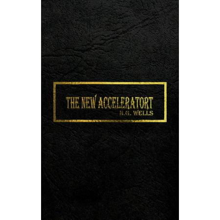 THE NEW ACCELERATOR - eBook - Accelerator Pedal Trim