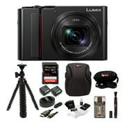 Best Lumix Cameras - Panasonic LUMIX ZS200 20MP 4K Digital Camera (Black) Review