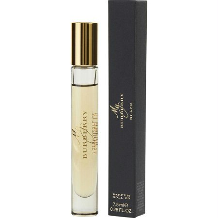 My Burberry Black By Burberry Parfum Roll On 25 Oz Mini Walmartcom