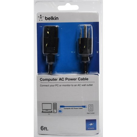 belkin computer ac power cable walmart com