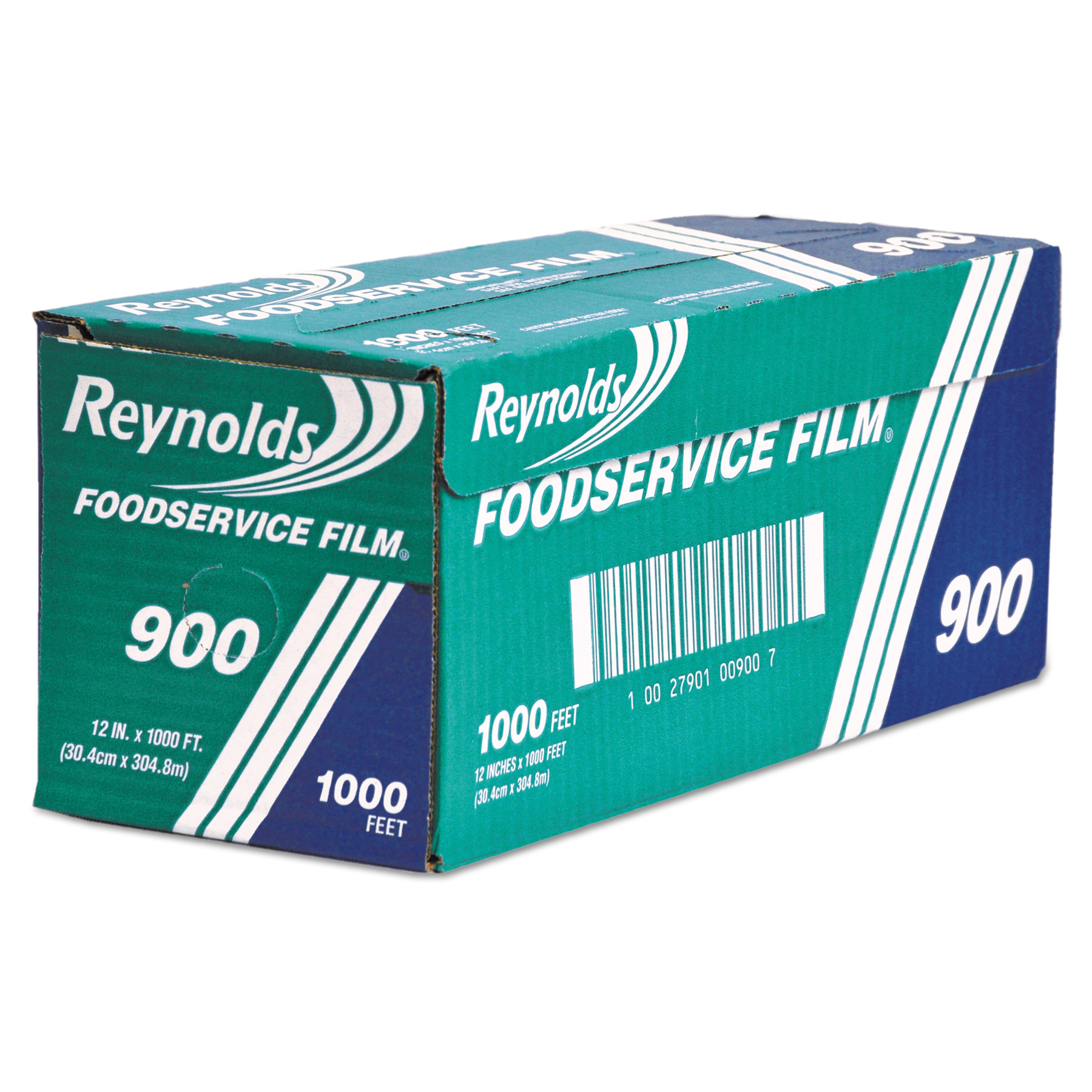 Reynolds Wrap Continuous Cling Food Film, 12 in x 1000 ft Roll, Clear