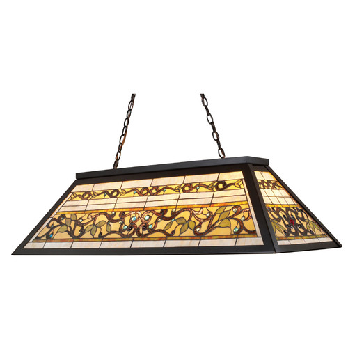 Astoria Grand Yorke 4-Light Pool Table Light by