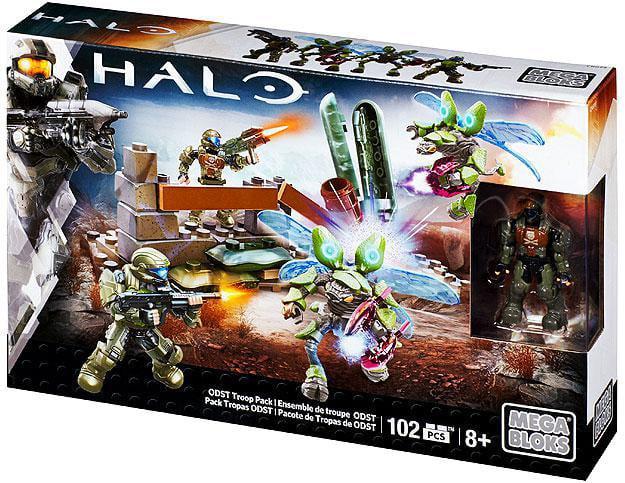 Mega Bloks Halo ODST Troop Pack Set #38168 by