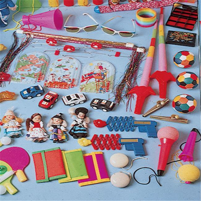 US Toy Company Toy/Gift Asst/100-Pc (1 Packs Of 1)