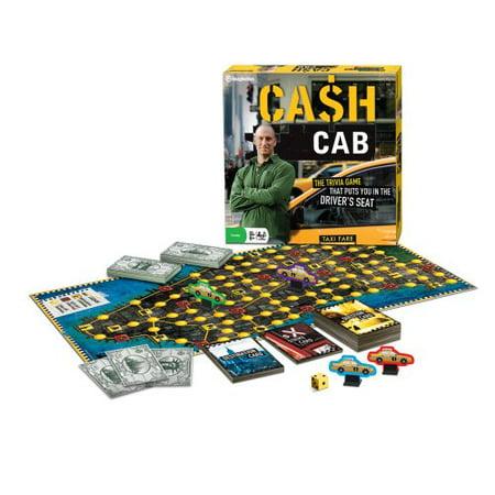 Imagination Cash Cab Board Game - image 2 of 2