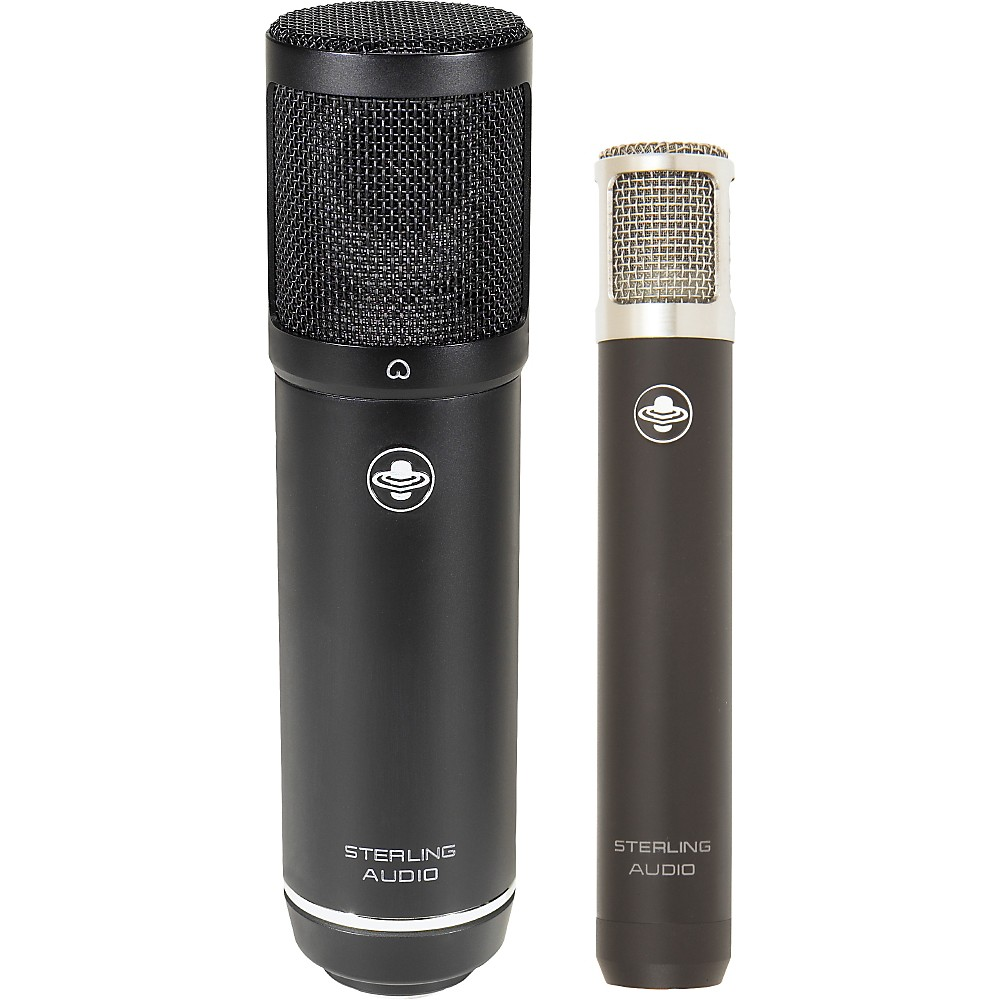 Sterling Audio ST51   ST31 Condenser Mic Package by Sterling Audio