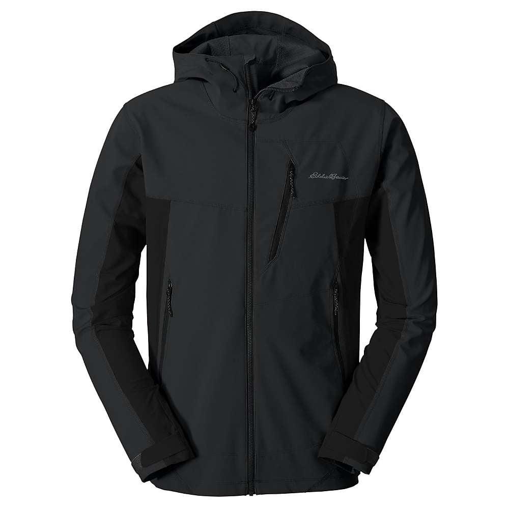 Eddie Bauer First Ascent Men's Sandstone Shield Hooded Jacket