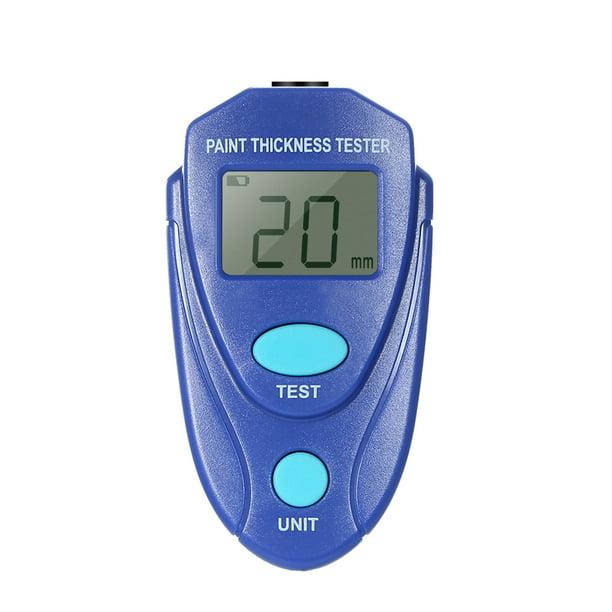 Thickness Gauge Meter Tester Automotive Tool Digital Thickness Measurement