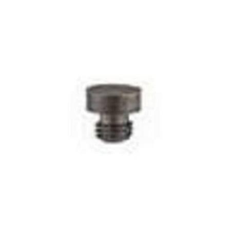 Baldwin 1081152I Button Tip Finial for Radius Corner (Radius Hinge Finial)