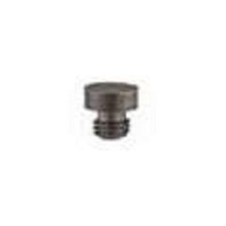 Baldwin 1081152I Button Tip Finial for Radius Corner Hinges