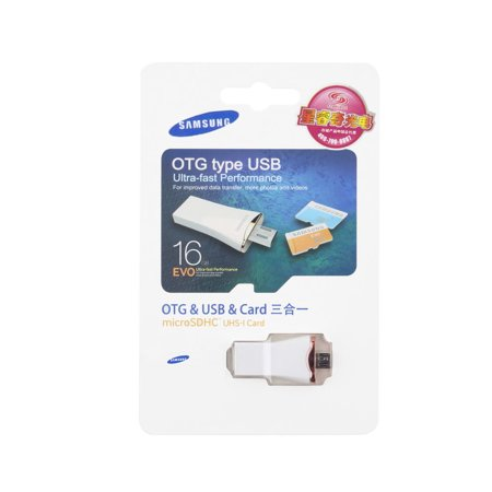 OTG USB4.0 Flash Drive Disk 16G Pen Drive Memory U Disk Storage for Samsung - image 5 of 7