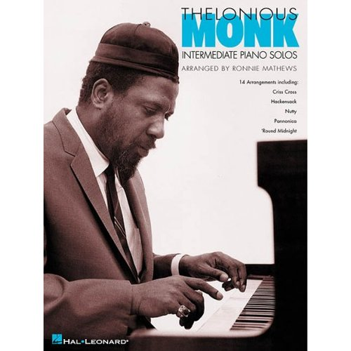 Thelonious Monk: Intermediate Piano Solos