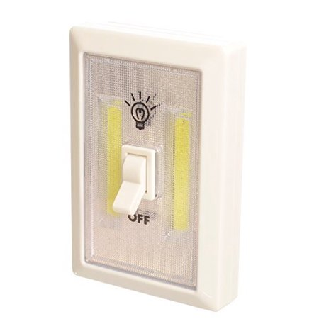 Promier Pswitch1248 Battery Operated Cordless Light Switch 1 Piece Walmart Com