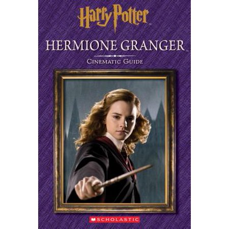 Hermione Granger: Cinematic Guide (Harry Potter) (Hermione Granger Harry Potter And The Deathly Hallows)