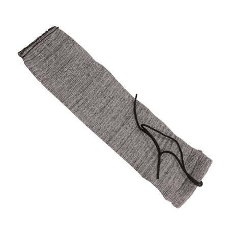KNIT GUN SOCK 14 GRAY (Classic Flat Knit Sock)