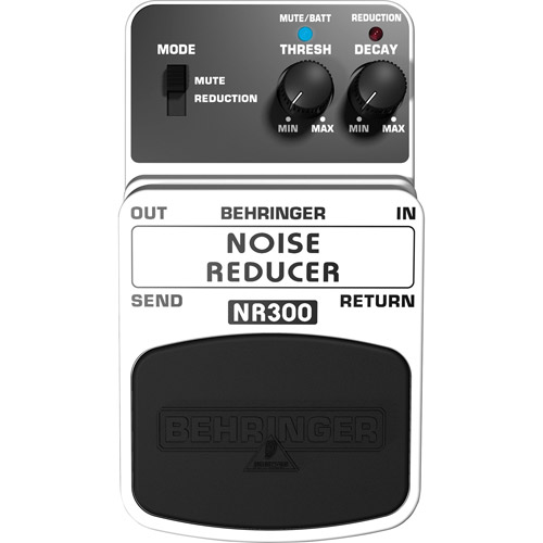 Behringer Noise Reduction Effects Pedal