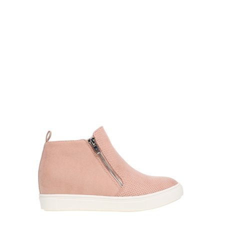 Time and Tru Sneaker Wedge (Women's) (Wide Width Available)