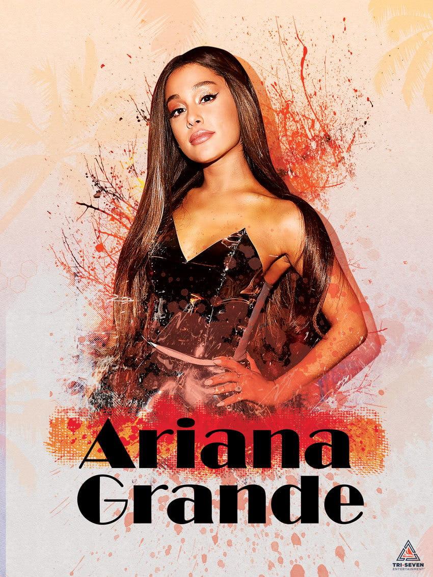 ARIANA GRANDE POSTER Wall Art Photo Print Pic Poster A4 A3