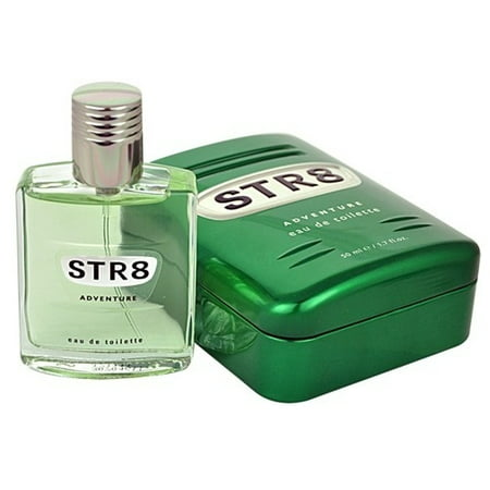 Str8 Adventure Eau De Toilette Cologne Men 50ml 17oz Walmartcom