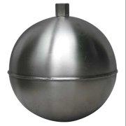 NAUGATUCK GR90S418HG Float Ball,Round,SS,9 In