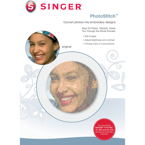 Singer PhotoStitch Software