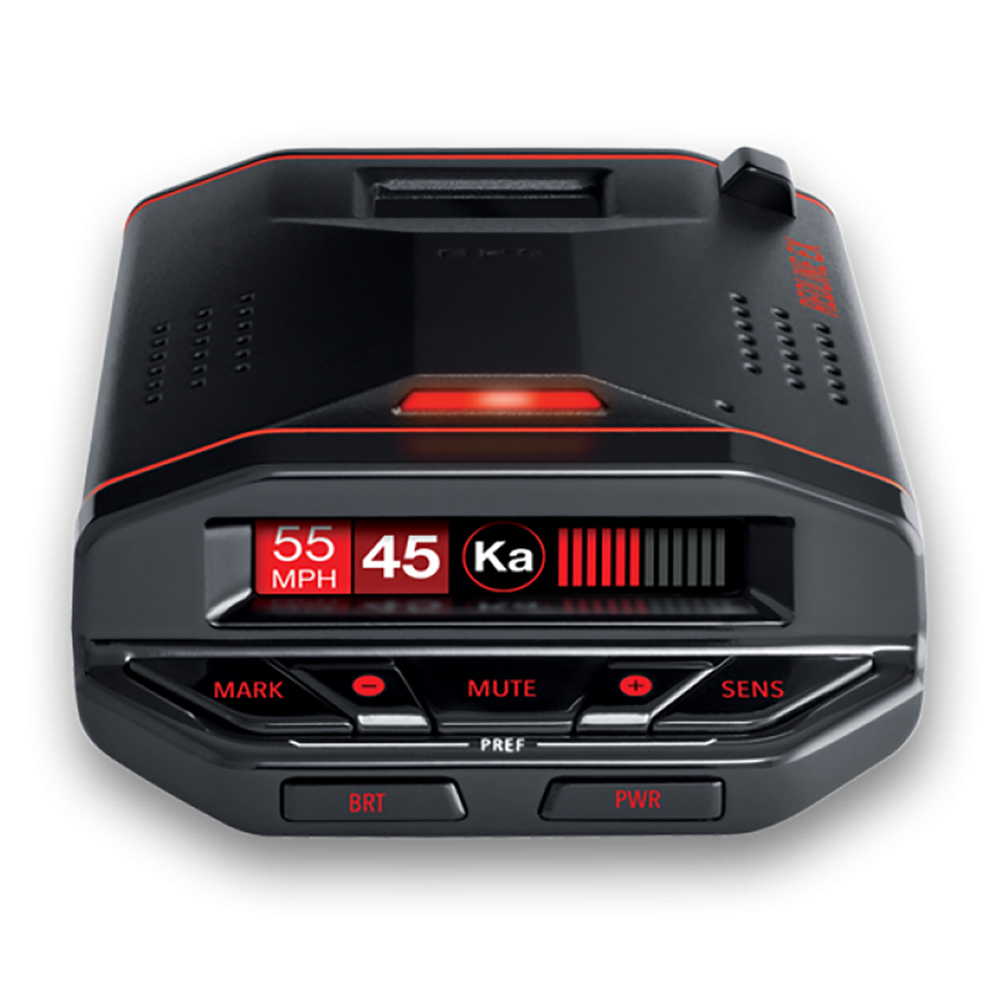 Escort Redline EX TotalShield Stealth Bluetooth GPS AutoLearn Radar Detector by Escort