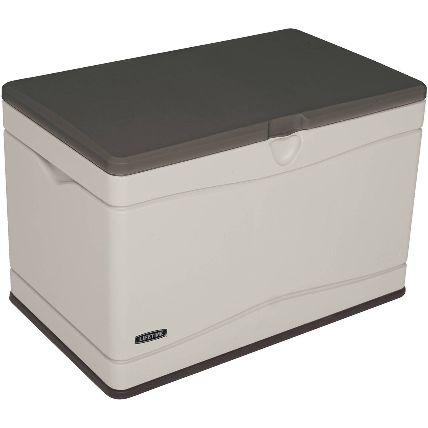 Incroyable Lifetime Outdoor Storage Box (80 Gallon)