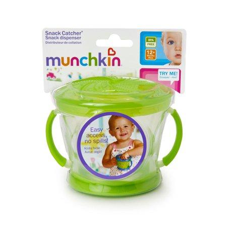 Munchkin Snack Catcher - Green - image 1 of 2