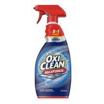 Stain Removers: Oxi Clean Max Force