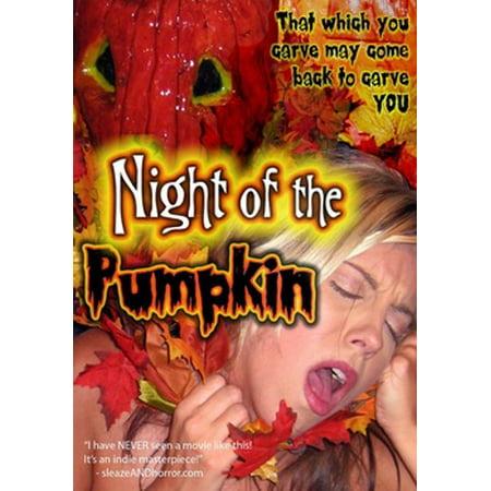 Night of the Pumpkin (DVD) - Halloweentown Pumpkin
