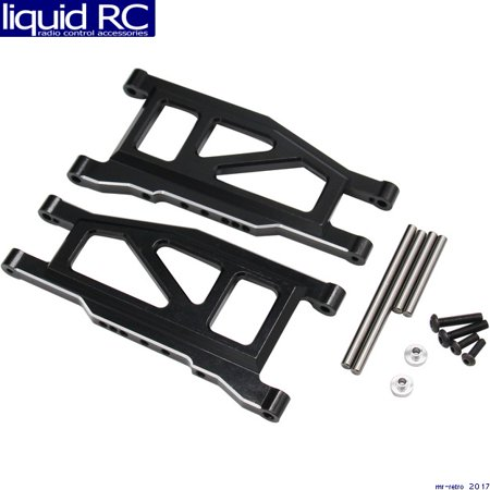 Hot Racing RUF5501 RUF5501 Aluminum Lower Arms Rustler 4x4