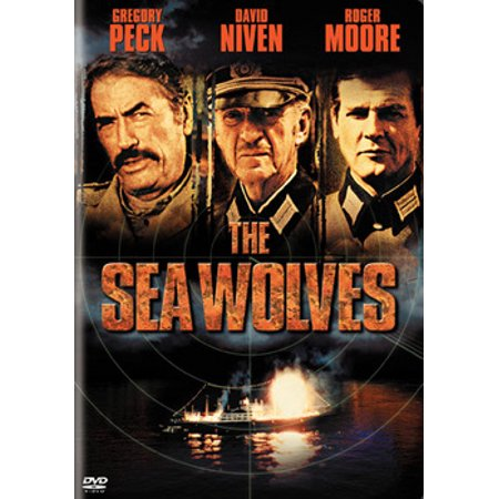 The Sea Wolves (DVD) (The Set Dvd)