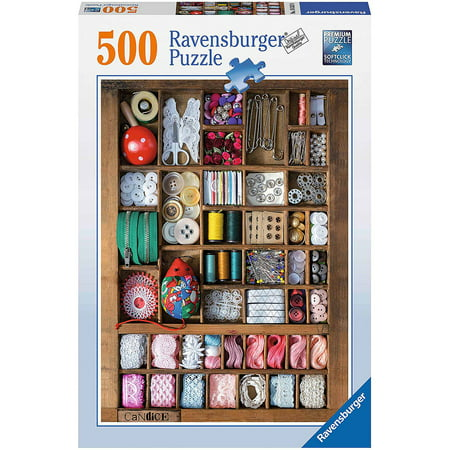 Ravensburger The Sewing Box