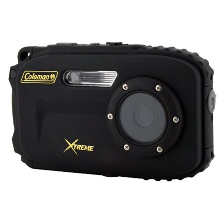 Coleman C5wp-bk 12.0 Megapixel Xtreme Underwater Digital Camera (black)