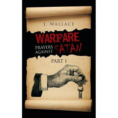 Warfare Prayers Against Satan - eBook