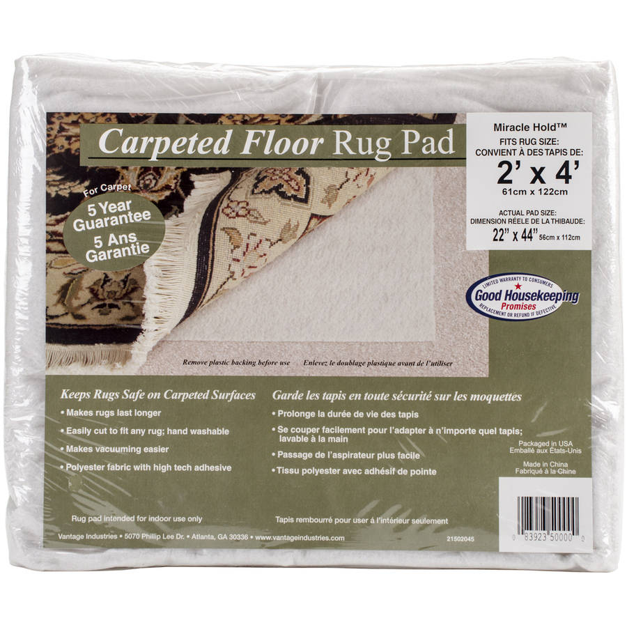 Vantage  Industries Miracle Hold Non-Slip Rug Pad
