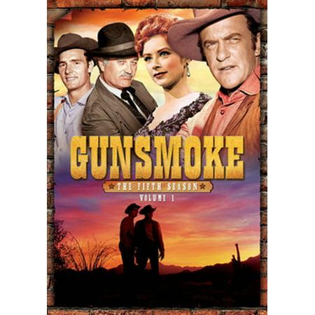 Gunsmoke: The Fifth Season, Volume 1 (Training Skills Volume 1 Dvd)