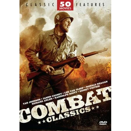 Classics Karaoke Dvd (Combat Classics 50 Movies (DVD) )