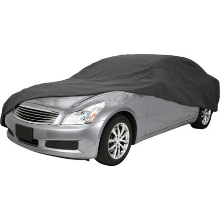 Classic Accessories Overdrive Polypro 3 Car Storage Cover