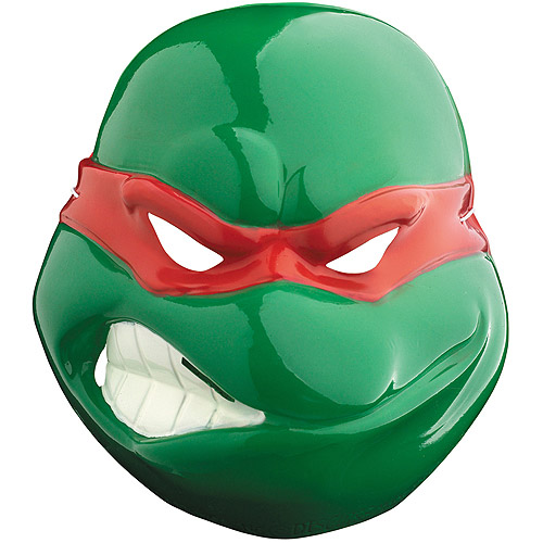 Raphael Vacuform Mask Adult Halloween Accessory