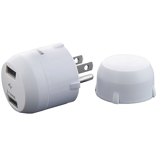 Audiovox Portable USB Dual Charger