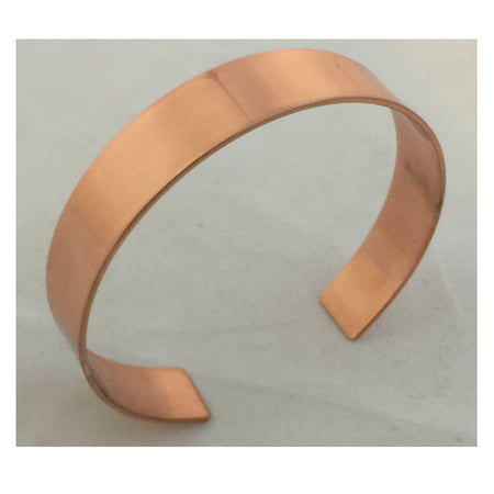 Family Medical Aids Copper Cuff - Copper Bracelets