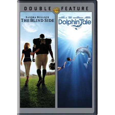 The Blind Side / Dolphin Tale (DVD)