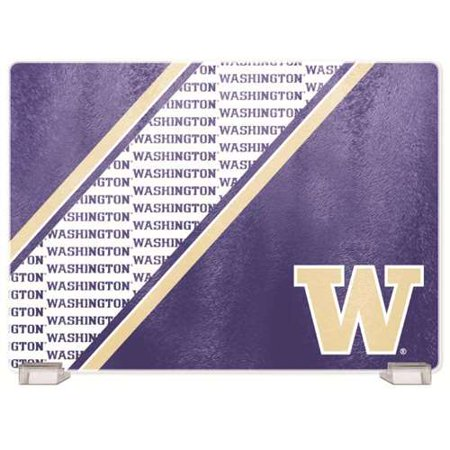 Washington Huskies Glass Cutting Board
