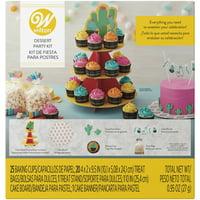 Wilton Cactus Party Dessert Kit
