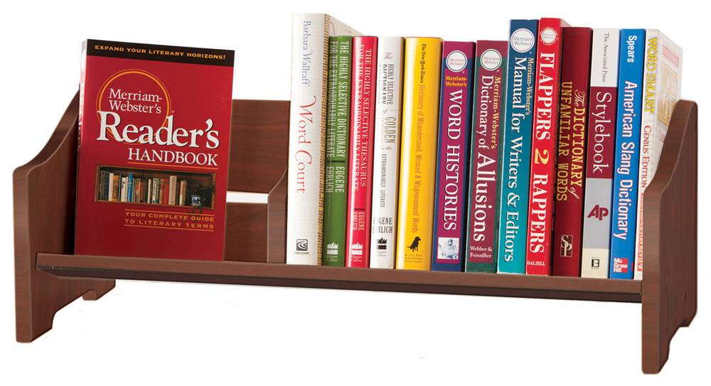 Tabletop Bookshelf In Cherry